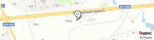 КаВаДже на карте Находки