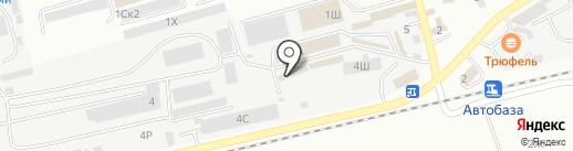 Бакалея на карте Находки