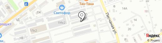 SANEI TIRE на карте Находки
