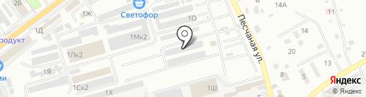 Авто-пульс на карте Находки