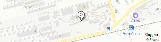 Продуктовый павильон на карте Находки