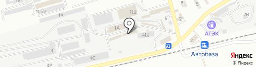 Табакерка-Находка на карте Находки