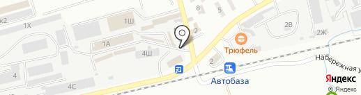 У Светланы на карте Находки