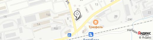Oil Bar на карте Находки