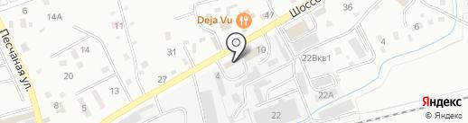Русский Дом на карте Находки
