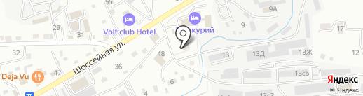 Bassilur на карте Находки