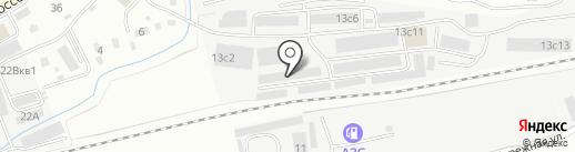 Любимый дворик на карте Находки