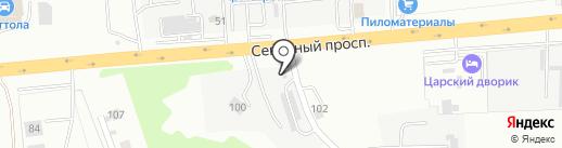 ЭнергоКомплексСтрой на карте Находки