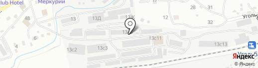 Сапсан на карте Находки