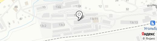 Империал на карте Находки
