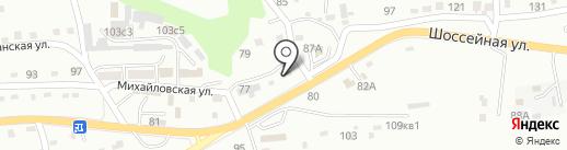 ПримАвтоматика на карте Находки