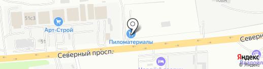 Склад-магазин на карте Находки