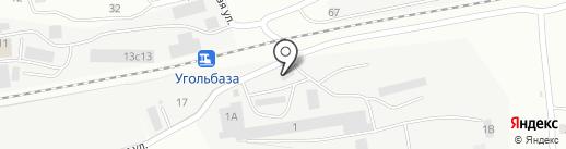 Лесозавод на карте Находки