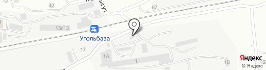 Заточка про на карте Находки