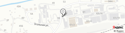 Магазин отделочных материалов на карте Находки