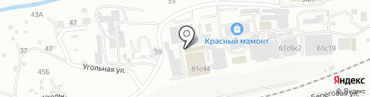 Сантехника ТриА на карте Находки