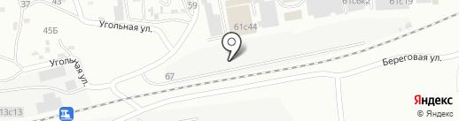 Находка Трансервис Авто на карте Находки