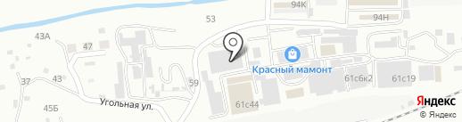 L'Grand на карте Находки