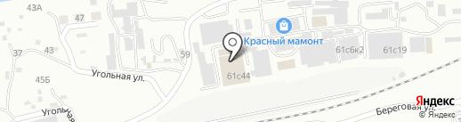Oppein на карте Находки