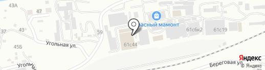 ВАШа СВЕТлость на карте Находки