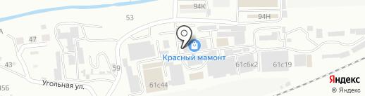 Персей на карте Находки