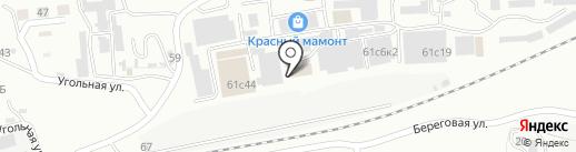 Магазин мебели на карте Находки