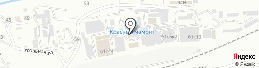 Кузнец Никола на карте Находки