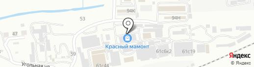 Помощник+ на карте Находки