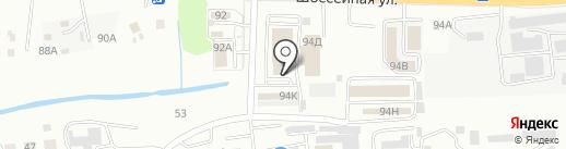 Мир замков на карте Находки