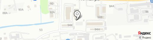 Амбар на карте Находки