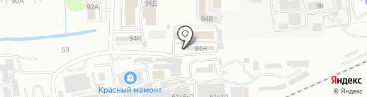 Термостиль на карте Находки