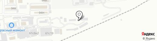 Торговый дом Солнечный на карте Находки
