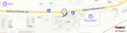 Жестянщик на карте Находки