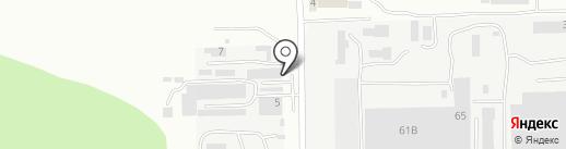 Ferrum на карте Находки