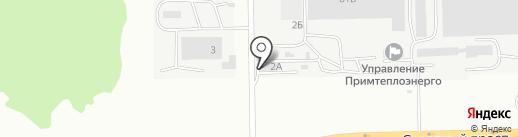 Металлотрейд на карте Находки