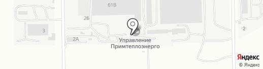 Банкомат, Банк ВТБ, ПАО на карте Находки