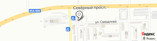 Торговый павильон №4 на карте Находки
