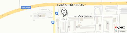 Ателье на карте Находки