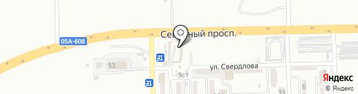 Магазин товаров для дома на карте Находки