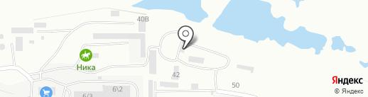 Мрамор-DV на карте Находки