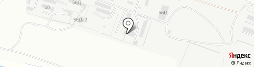 Пиломатериалы на карте Находки