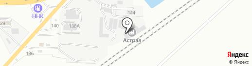 Проф билдинг на карте Находки