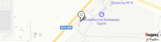 Эбису-Азия Маркет на карте Находки