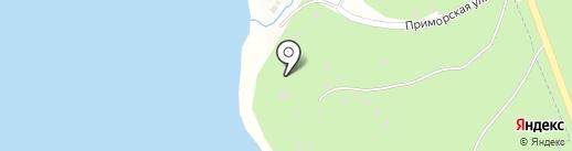 Сихотэ-Алинь на карте Находки