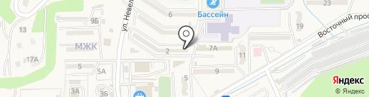 Риелт-сервис на карте Находки