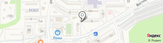 Витадент на карте Находки