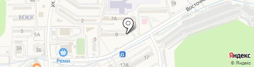 ФотоПечать на карте Находки