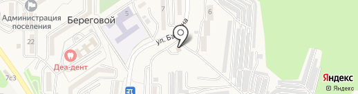 Лилия на карте Находки