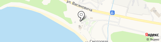 Прикумск на карте Находки