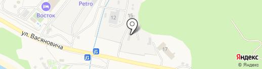 КОМФОРТ-СЕРВИС на карте Находки